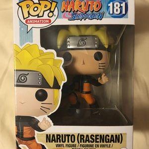 Funko Pop! Naruto (Rasengan)-#181